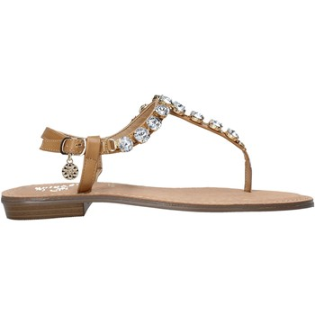 Sapatos Mulher Chinelos Gold&gold A21 GL618 Castanho