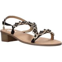 Sapatos Mulher Sandálias Gold&gold A21 GL607 Preto