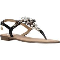 Sapatos Mulher Sandálias Gold&gold A21 GL628 Preto