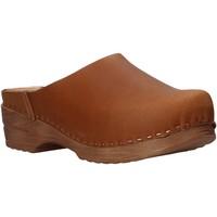 Sapatos Mulher Tamancos Bionatura 77C2072-T-GAUBRA Castanho