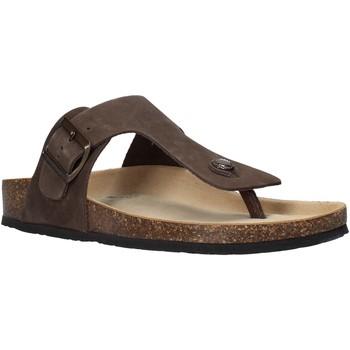 Sapatos Homem Chinelos Bionatura 11FINGU-I-NABTMO Castanho