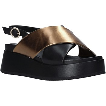 Sapatos Mulher Sandálias Apepazza S1ZAFIRA02/LEA Preto