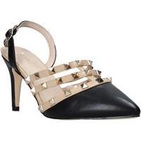 Sapatos Mulher Sandálias Gold&gold A21 GP47 Preto