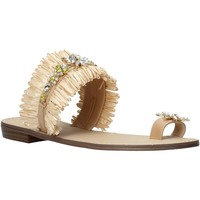 Sapatos Mulher Sandálias Gold&gold A21 GL613 Bege