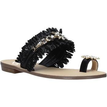 Sapatos Mulher Sandálias Gold&gold A21 GL613 Preto