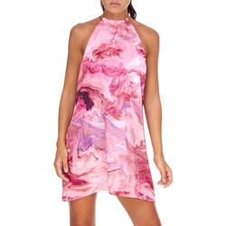 Textil Mulher Túnicas Me Fui M20-0960X1 Rosa