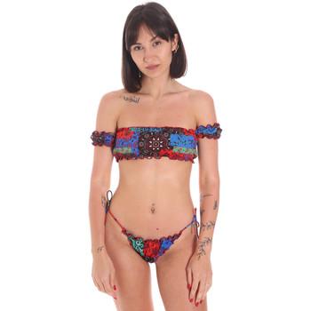 Textil Mulher Biquíni Me Fui M20-0346U Vermelho