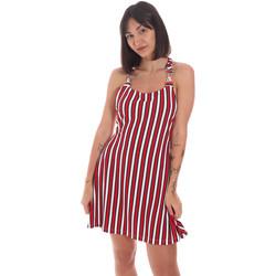 Textil Mulher Vestidos curtos Me Fui M20-0364U Vermelho