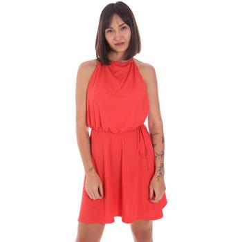 Textil Mulher Vestidos curtos Me Fui M20-0371AR Vermelho