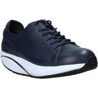 Sapatos Mulher Sapatilhas Mbt 702679 Azul