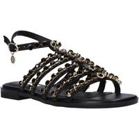 Sapatos Mulher Sandálias Gold&gold A21 GJ565 Preto