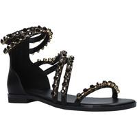 Sapatos Mulher Sandálias Gold&gold A21 GJ566 Preto