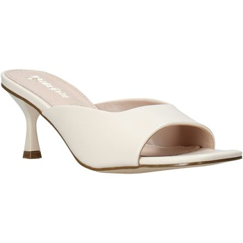 Sapatos Mulher Chinelos Gold&gold A21 GY217 Branco