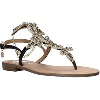 Sapatos Mulher Sandálias Gold&gold A21 GL621 Preto