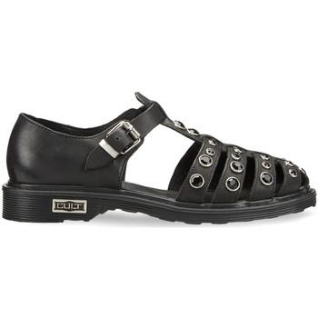 Sapatos Mulher Sandálias Cult CLE104038 Preto