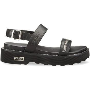 Sapatos Mulher Sandálias Cult CLW328700 Preto