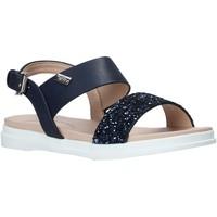 Sapatos Rapariga Sandálias Miss Sixty S21-S00MS963 Azul