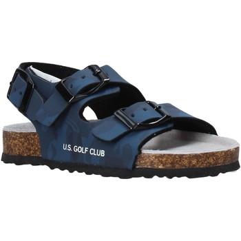 Sapatos Criança Sandálias U.s. Golf S21-S00UK861 Azul