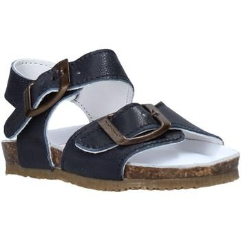 Sapatos Criança Sandálias Bionatura LUCA Azul