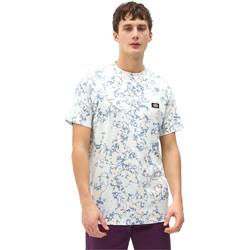 Textil Homem T-Shirt mangas curtas Dickies DK0A4X9PB551 Azul