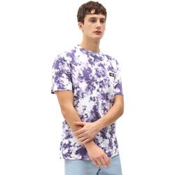 Textil Homem T-Shirt mangas curtas Dickies DK0A4X9PB651 Tolet