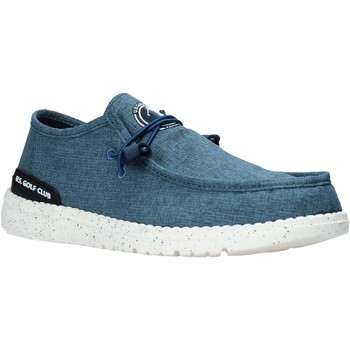 Sapatos Homem Slip on U.s. Golf S21-S00US324 Azul