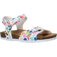 Sapatos Rapariga Sandálias Bionatura 22B 1005 Azul