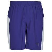 Textil Homem Shorts / Bermudas Puma WV RECY 9SHORT Azul / Branco