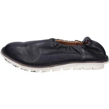 Sapatos Mulher Mocassins Moma BH328 Preto