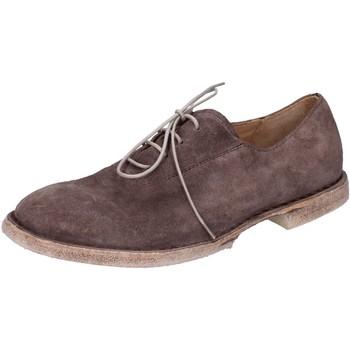 Sapatos Mulher Sapatos Moma BH336 Castanho