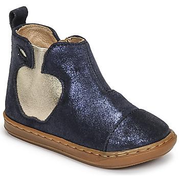 Sapatos Rapariga Botas baixas Shoo Pom BOUBA APPLE Azul