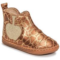 Sapatos Rapariga Botas baixas Shoo Pom BOUBA APPLE Castanho