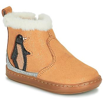 Sapatos Rapariga Botas baixas Shoo Pom BOUBA ICE Castanho