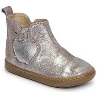 Sapatos Rapariga Botas baixas Shoo Pom BOUBA NEW APPLE Azul