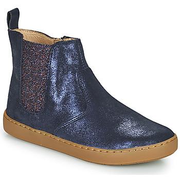 Sapatos Rapariga Botas baixas Shoo Pom PLAY CHELSEA Azul