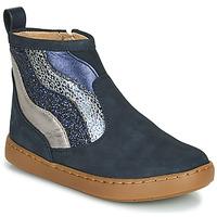 Sapatos Rapariga Botas baixas Shoo Pom PLAY WAVES Azul