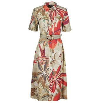 Textil Mulher Vestidos compridos Desigual KATE Multicolor