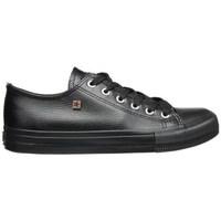 Sapatos Mulher Sapatilhas Big Star V274871 Preto