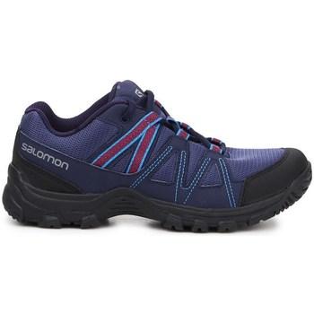 Sapatos Mulher Sapatilhas Salomon Deepstone W Roxo