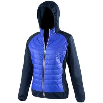 Textil Mulher Quispos Spiro S268F Royal Blue/Navy