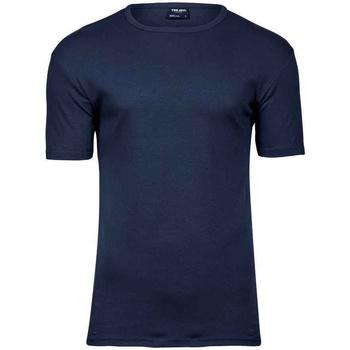 Textil Homem T-Shirt mangas curtas Tee Jays T520 Marinha
