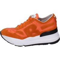 Sapatos Mulher Sapatilhas Rucoline BH360 laranja