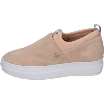 Sapatos Mulher Slip on Rucoline BH361 Bege