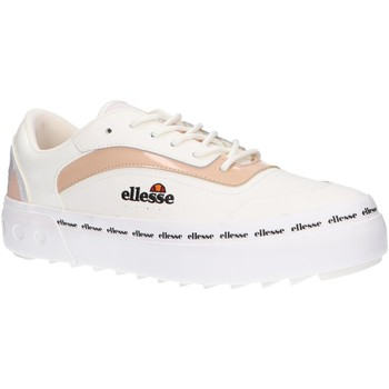Sapatos Mulher Multi-desportos Ellesse 613595 ALZINA LTHR AF Blanco