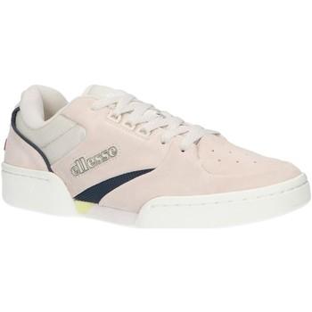 Sapatos Homem Multi-desportos Ellesse 613675 TREMITI SUED AM Hueso