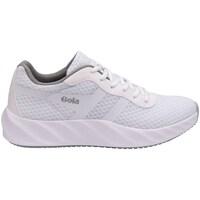 Sapatos Mulher Sapatilhas de corrida Gola Draken Road Branco