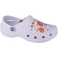 Sapatos Rapariga Tamancos Skechers Heart Charmer Photobomb Branco