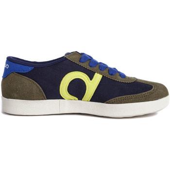 Sapatos Mulher Sapatilhas Duuo Nice 038 Verde