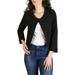 Textil Mulher Casacos/Blazers Yes Zee - g402_eh00 Preto