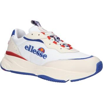 Sapatos Homem Multi-desportos Ellesse 615962 MASSELLO TEXT AM Blanco